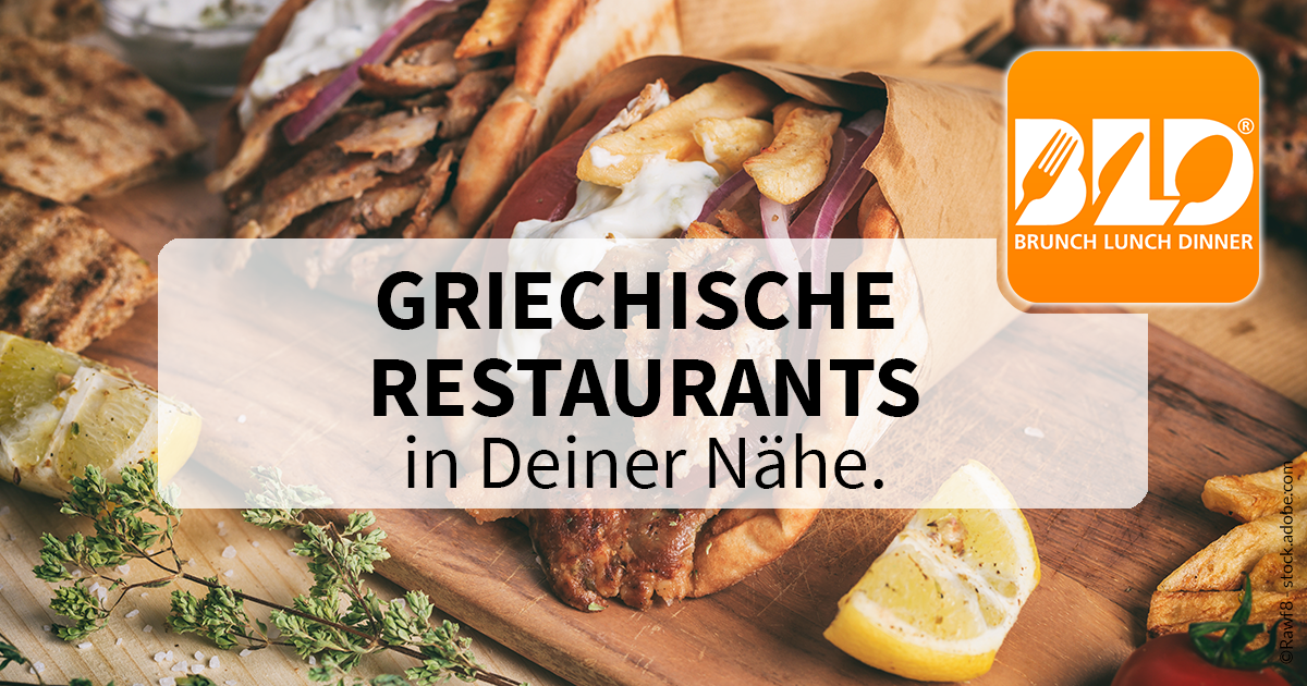 Griechische Restaurants im Kreis Böblingen