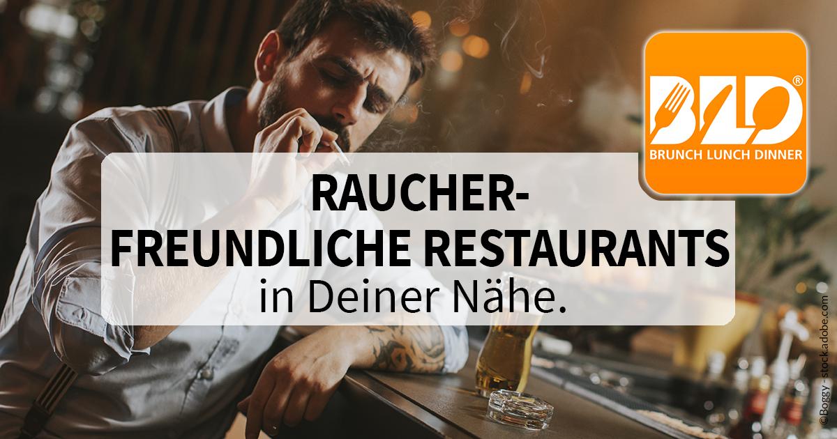 Raucherfreundliche Restaurants Im Kreis Dresden