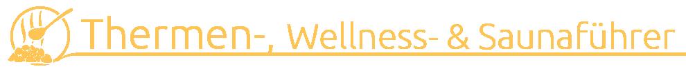 Therme - Wellness  - Saunaführer